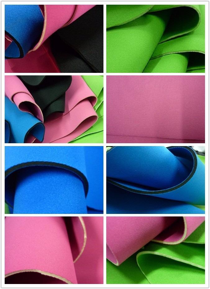 Tela neopreno textil rollo 36m cubierto licra varios - Precio rollo tela asfaltica ...