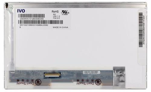 tela netbook 10.1 led hp mini 210 acer one d150 d250