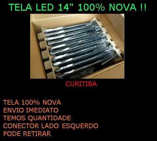 tela notebook 14,0 led chi mei n140bge-l11 n140bge-l21
