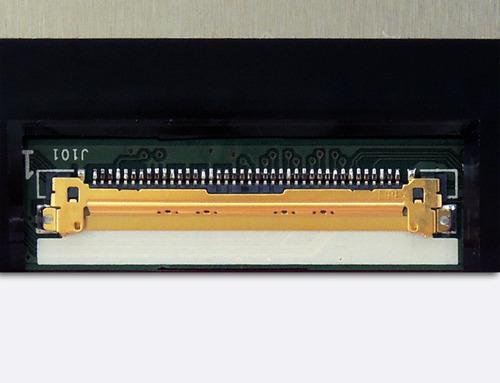 tela notebook led 10.1  slim - asus eee pc 1025c