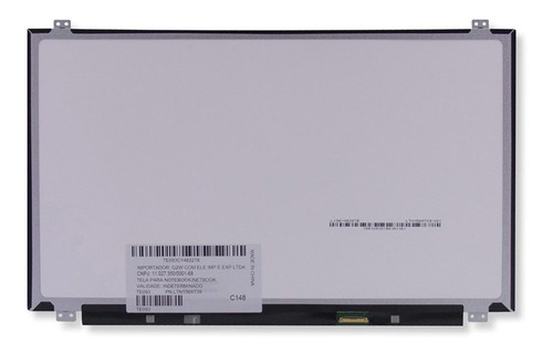 tela para notebook acer aspire a515-51-51ux 15.6  hd marca bringit