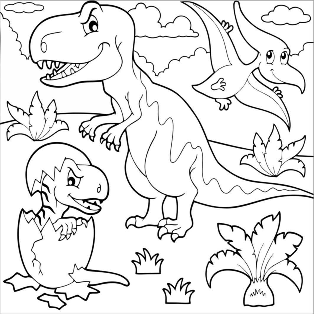 Tela Pinta E Apaga Dinossauros R 47 00 Em Mercado Livre