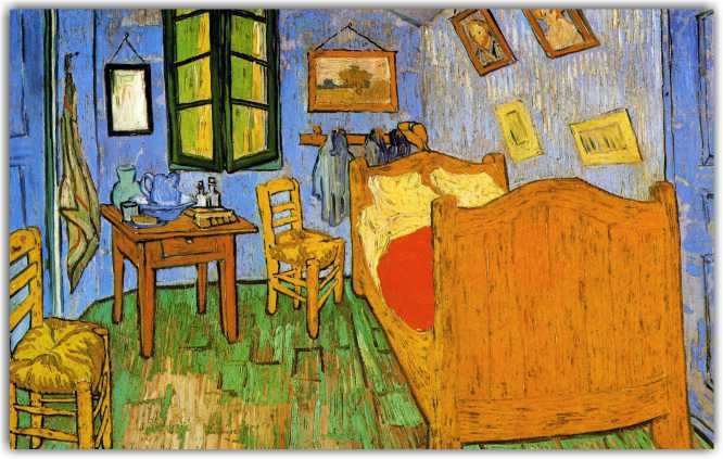 Van Gogh Picture With Dog