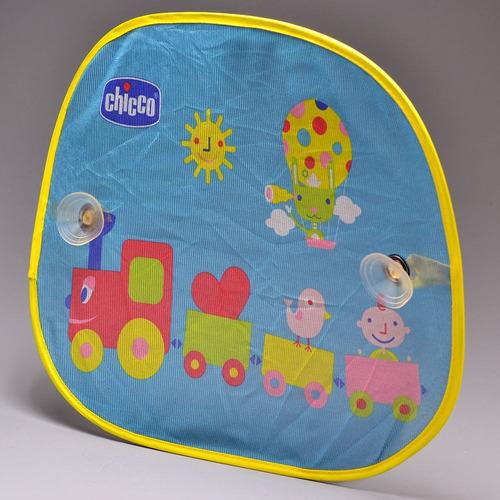 tela protetora para o sol 2 peças (0m+) chicco