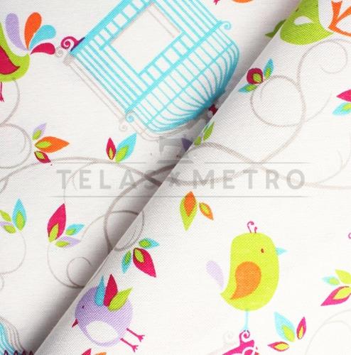 tela provenzal estampada para tapiceria, bolsos y decoracion