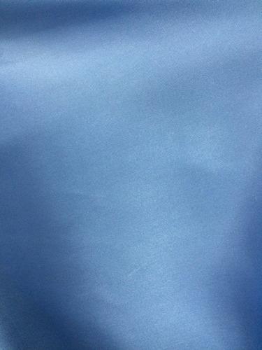 tela raso varios colores por 50 m