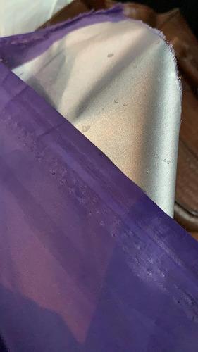 tela tafeta impermeable poliester