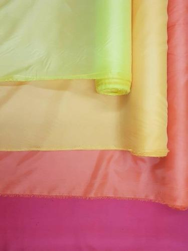 tela tafeta para decoracion e indumentaria  x 10 mtrs g&d