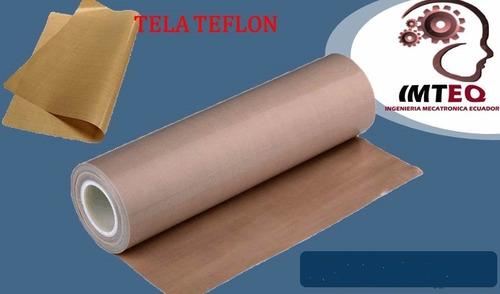 tela teflón para sublimación, estampado (1m x 1m)