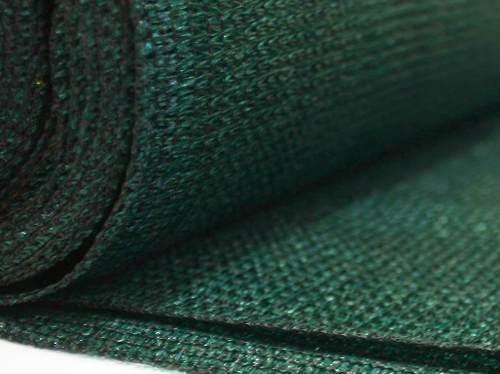 tela tejido media sombra 2,10 x 50 mts verde uv 70 %