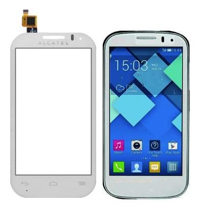 25c75ae27b9 Tela Touch Alcatel One Touch Pop C3 4033 Branco - R$ 38,90 em ...