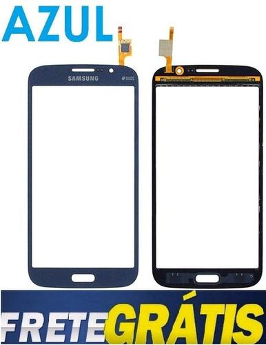 tela touch azul gt-i9152 i9150 samsung galaxy mega 5.8 duos