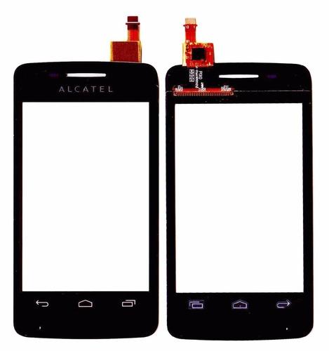 tela touch celular smartphone alcatel onetouch pop 4010