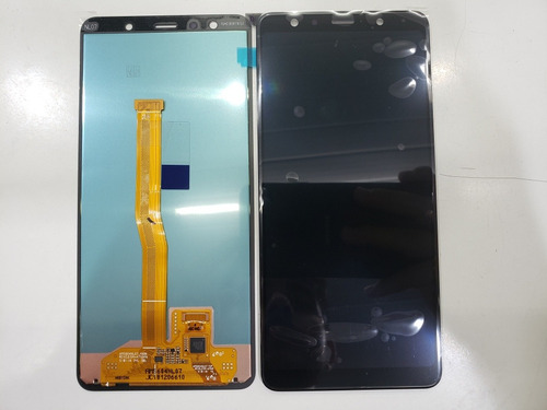 tela touch display a7 2018 a750 100% original nacional novo