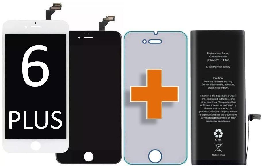 2d00d98c70e Tela Touch Display Apple iPhone 6s Plus + Bateria - R$ 300,00 em ...