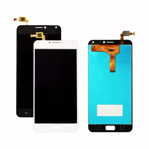 tela touch display asus zenfone 4 max zc554kl original + fit