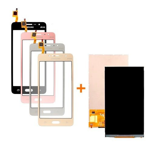 tela touch display galaxy j2 prime sm-g532mt g532 tv td0016