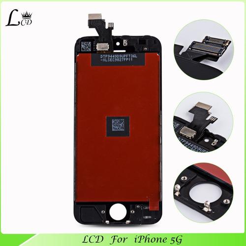 tela touch display iphone 5 5g lcd original