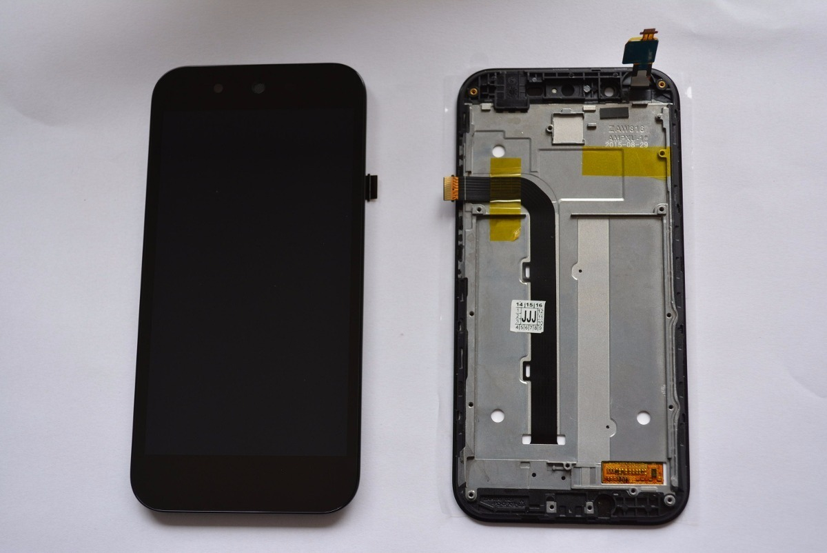 2551c48b2 Características. Marca ASUS  Modelo Zenfone Live G500TG Frontal Asus  Tipo  de tela Frontal Display Tela