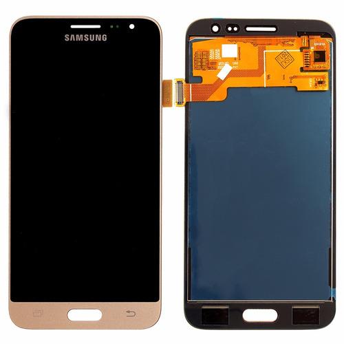 tela touch display lcd frontal samsung galaxy j3 j320 2016