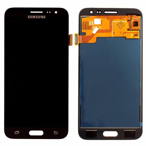 tela touch display lcd galaxy j3 j320 m ds + kit ferramentas