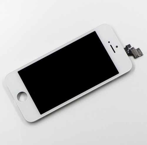 tela touch display lcd iphone 5g 5c 5s + brinde pelicula