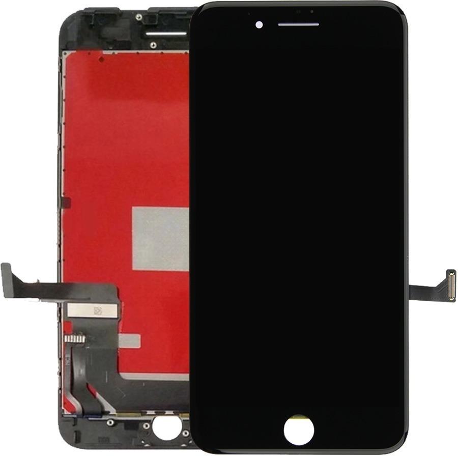 3490e0d4dac Tela Touch Display Lcd iPhone 7 Plus 5.5 Com Aro + Pelicula - R$ 129 ...