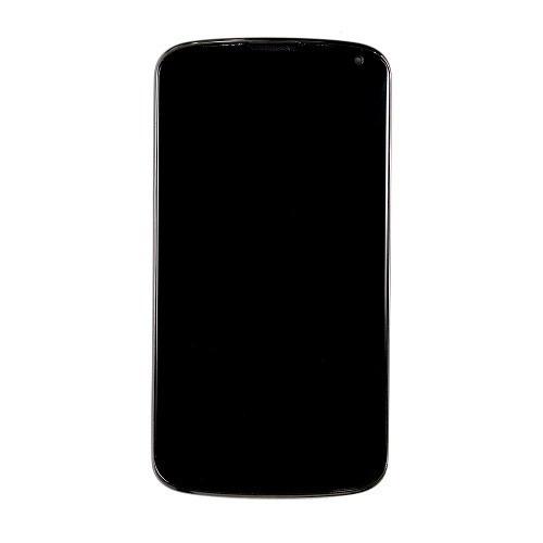 tela touch display lcd lg google nexus 4 e960 + aro original