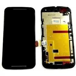 tela touch display lcd moto g 2 geração  xt1068 xt1069