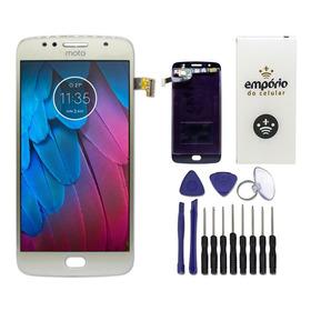 Tela Touch Display Lcd Motorola Moto G5s 5.2 Xt1792 Original