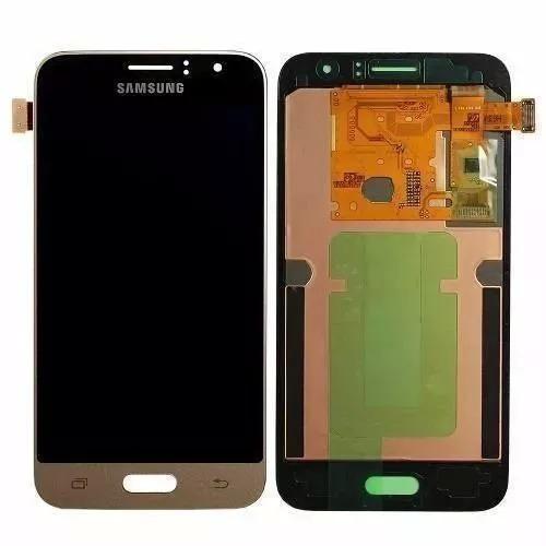 tela touch display lcd samsung j1 2016 sm-j120h/ds j120 peli