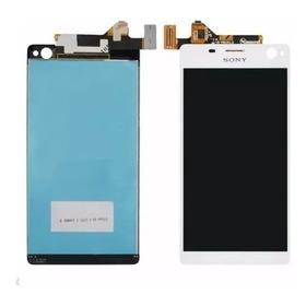 Tela Touch Display Lcd Sony Xperia C4 Dual E E5343 Branco