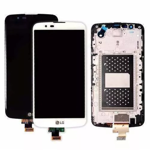 tela touch display lg k10 k430tv k430dsf original s/ci + pel