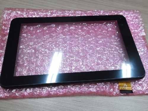tela touch fpc-tp070129 7 polegadas pronta entrega moldura