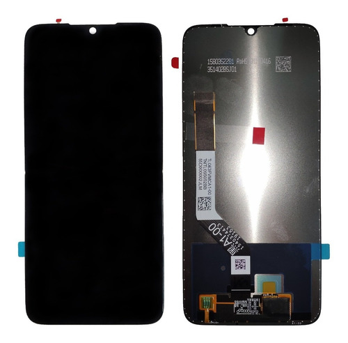 tela touch frontal display lcd xiaomi redmi note 7 e 7 pro