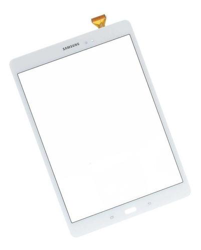 tela touch galaxy tab a sm-p555m p555m vidro lente tablet