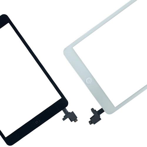 tela touch + home ipad mini + pelicula vidro + ferramentas