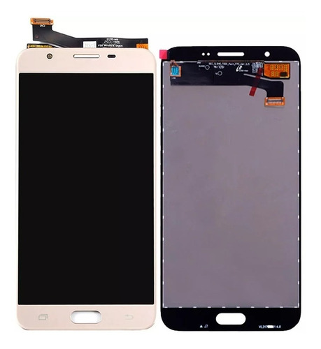 tela touch lcd display lcd frontal galaxy j7 prime g610