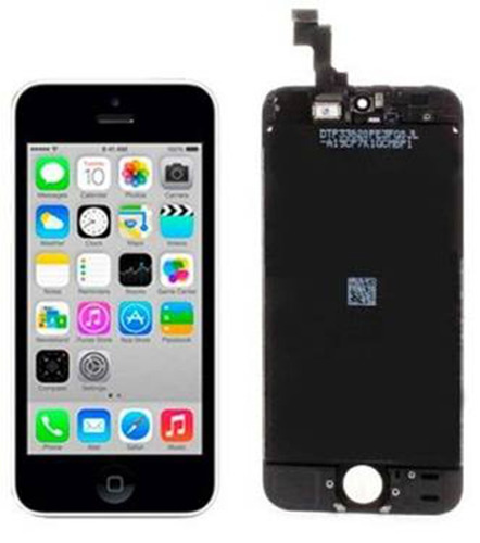 tela touch lcd tampa preto completa iphone 4s