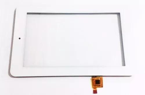 tela touch lente tablet hp 7.1 polegadas 1201 original brco