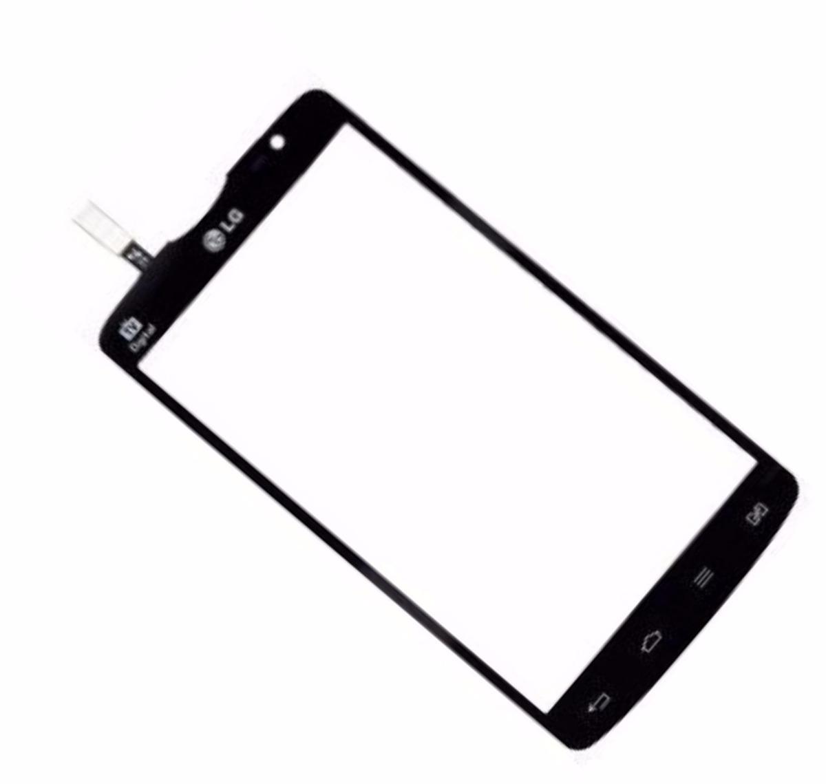 tela touch lg l80 d380 d385 dual 5 0 preto vidro