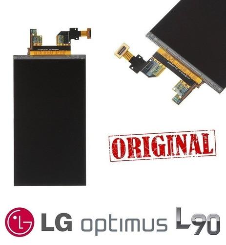 tela touch lg optimus l90 dual sim d410 lg d410hn original