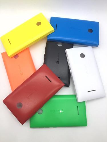 tela touch microsoft lumia 435 n435 + tampa traseira