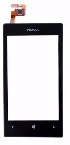 tela touch nokia lumia 520 n520 520.2 n520.2 c/ aro - tc0057