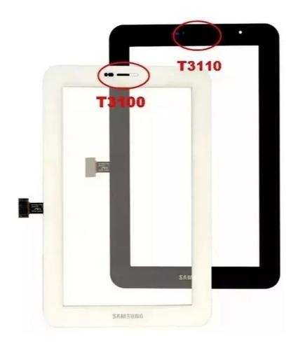 tela    touch    p3100 e  samsung galaxy    tablet   .