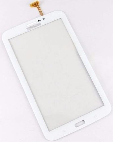 Tela Touch Samsung Galaxy Tab 3 Sm T211 T 211 P3200 Branco