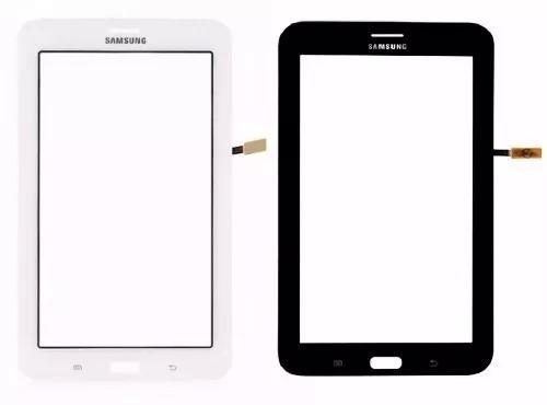 tela touch samsung galaxy tablet sm-t111 t111 tab 3 lite