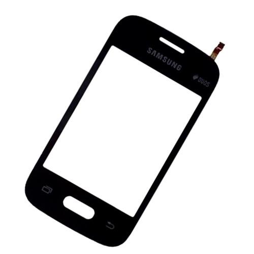 tela touch samsung pocket 2 duos g110 sm-g110 preto