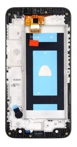 tela touch screen display lcd lg k10 power m320 m320tv + brinde