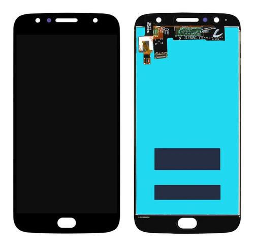 tela touch screen display moto g5s plus xt1802 + brinde
